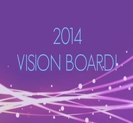 2014 vision board the counselor entrepreneur for Planning your dreams org
