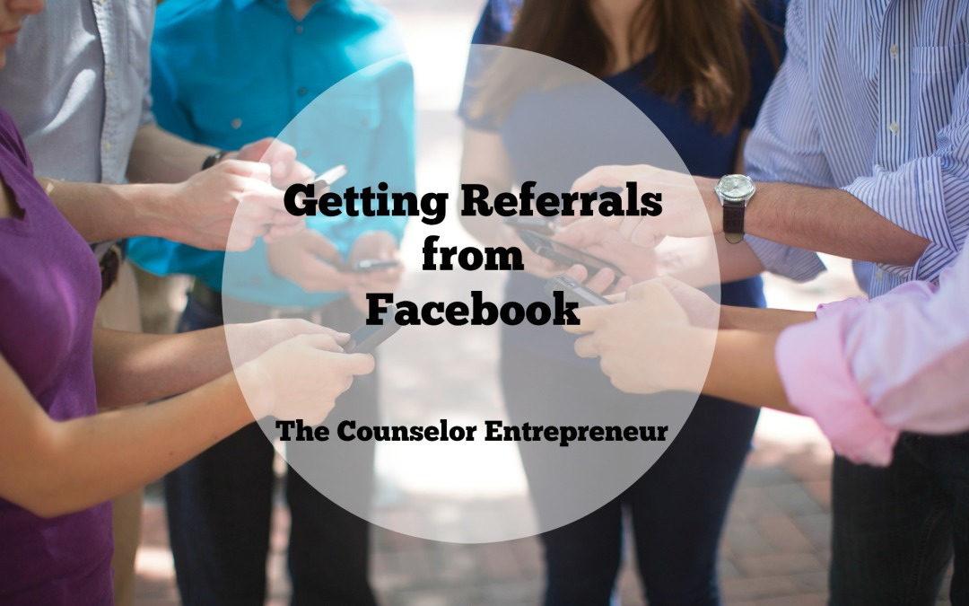 Getting Referrals from Facebook